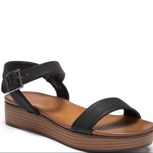 Rock & Candy Platform Sandals